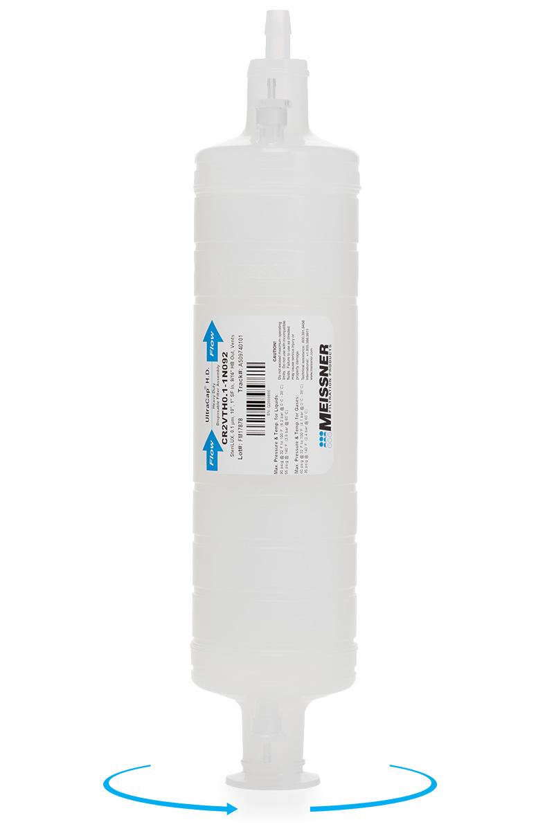 Ultracap 174 H D Capsule Filter Single Use Sterile