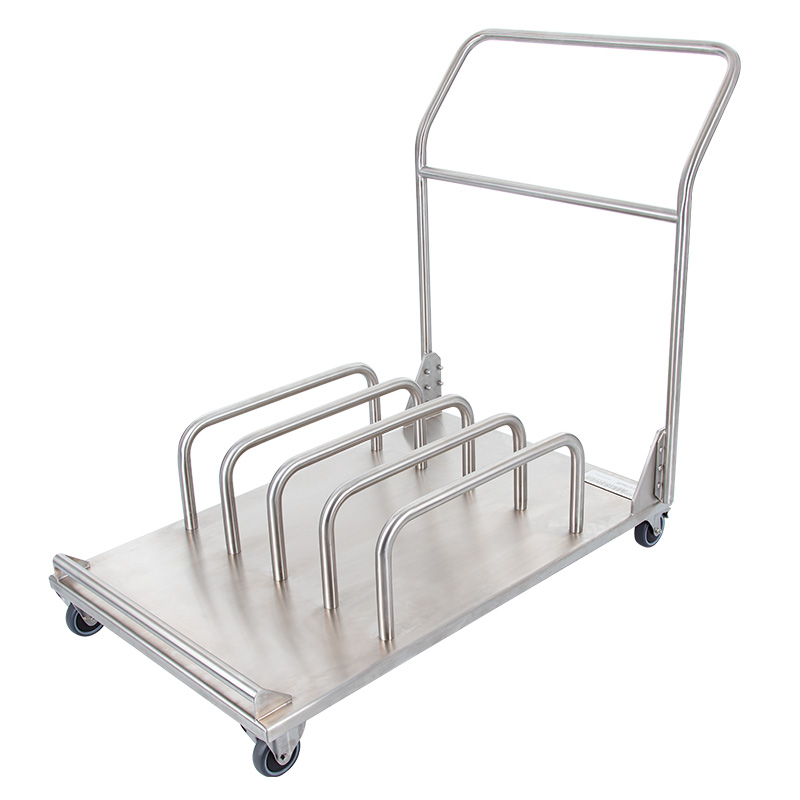 CryoVault™ Cart with 4x 75L Capability