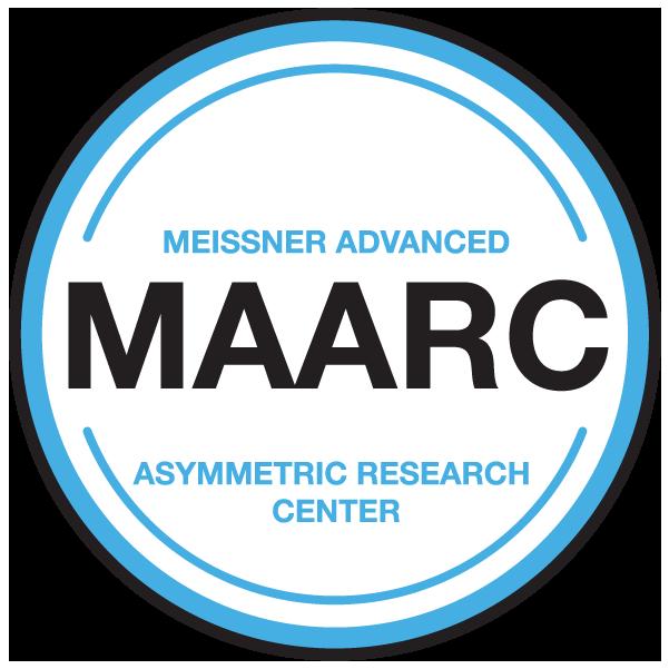 Meissner Advanced Asymmetric Research Center (MAARC) Logo
