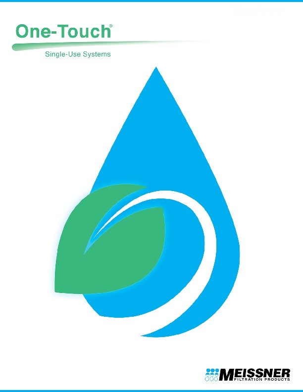 One-Touch® Single-Use Systems Green Doc