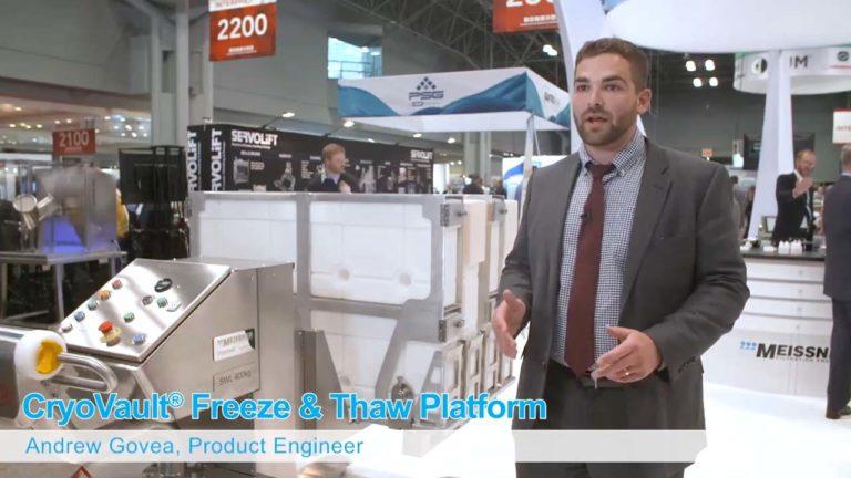 INTERPHEX 2018 CryoVault Presentation