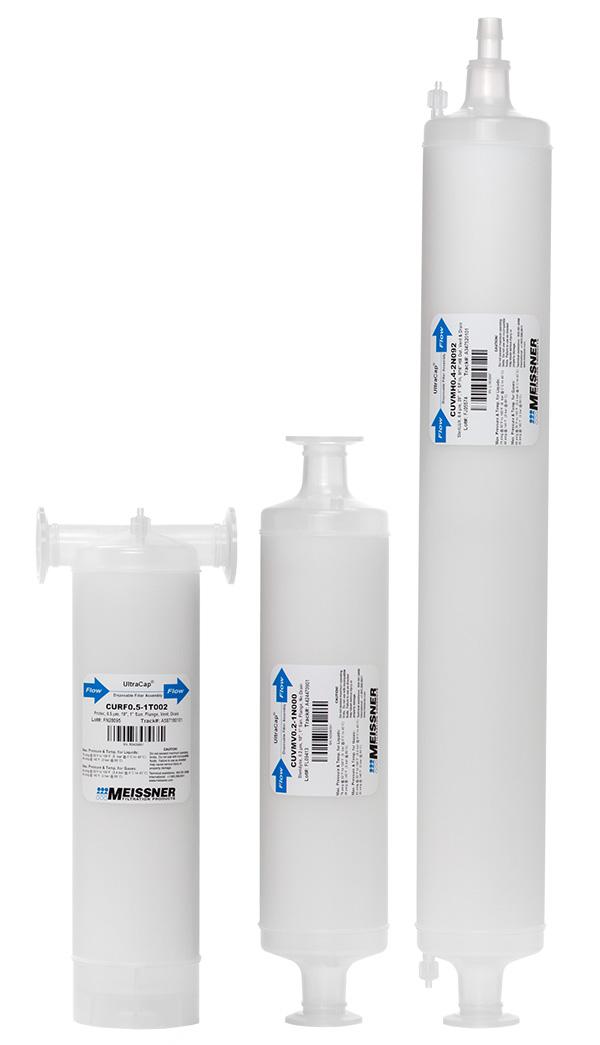 Ultracap 174 Capsule Filter Single Use Biopharma